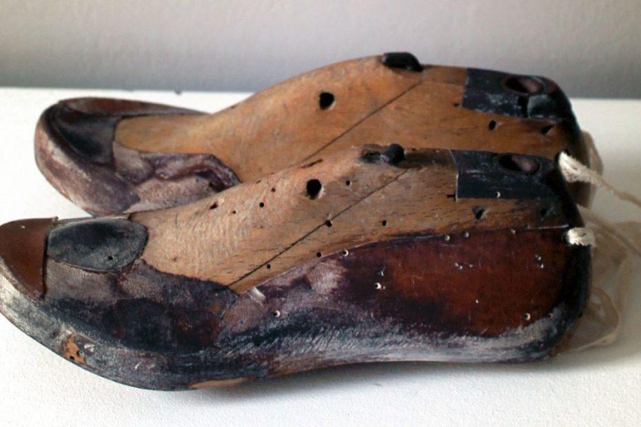 La horma de los zapatos