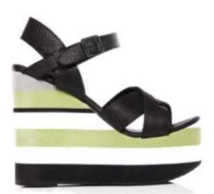 Material zapatos Eva