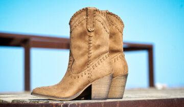 Guía de compra de botas camperas-cowboy de mujer